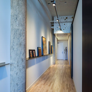 Entry Hall as Art Gallery