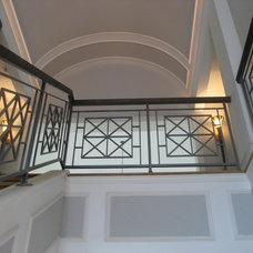 Modern Entry by Carmel Developments Inc