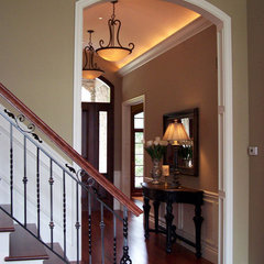 traditional entry by CBI Design Professionals, Inc.