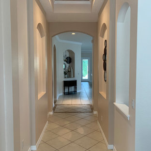 Entry Hall Completed