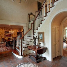 Traditional Entry Entry Hall