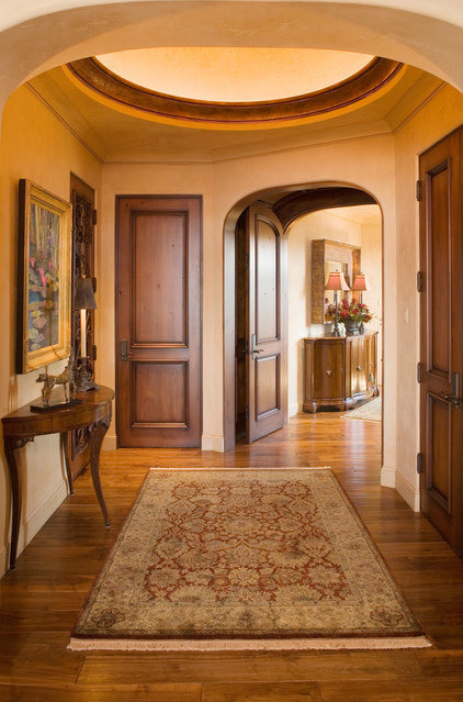 Mediterranean Entry by Choice Wood Company