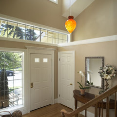 traditional entry by Harrell Remodeling