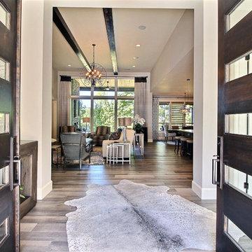 Entry into Foyer - The Turtledove - ADA Super Ranch