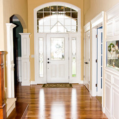 traditional entry by Noah Herman Sons Builders
