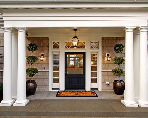 Wide front door home design ideas renovations photos for Large entry door