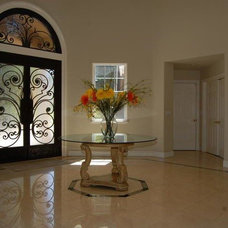 Mediterranean Entry by Comwest Construction