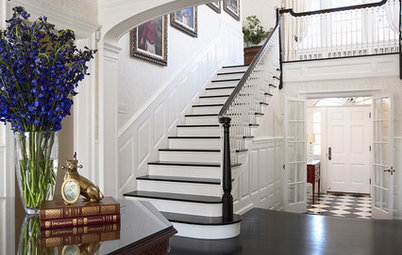 Houzz Tour: 1929 Mansion Revival in Minnesota