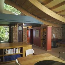 Modern Entry by ROBERT HARVEY OSHATZ, ARCHITECT