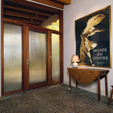 Contemporary Entry by S+H Construction