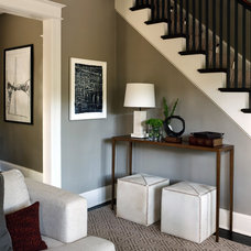 Contemporary Entry by Sightline Art Consulting