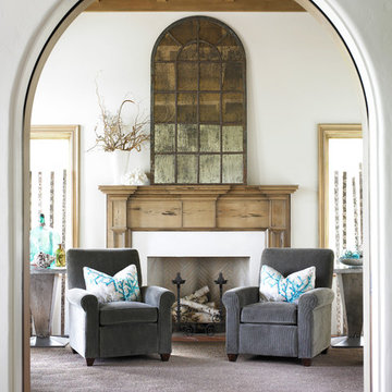 Entry Sitting Area