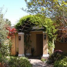 Mediterranean Entry by Nunley Custom Homes