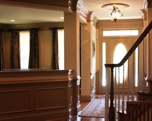 Front Door Curtain Ideas, Pictures, Remodel and Decor
