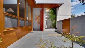 Entry way by MGS architecture