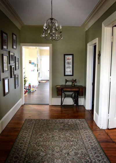Houzz Foyer Paint Colors : My houzz stylish family friendly remodel in pennsylvania