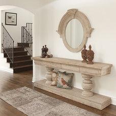 Traditional Entry by Taramundi Furniture