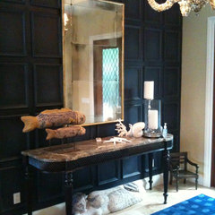 traditional entry by Walsh Design Group, Inc.