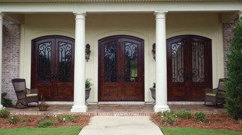Entryway Designer Doors