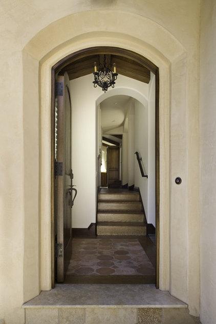 Mediterranean Hall by Claudio Ortiz Design Group, Inc.