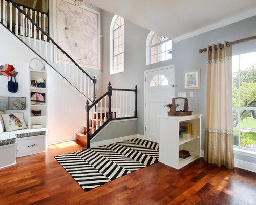 Open Foyer Quiz : Open entryway home design ideas pictures remodel and decor