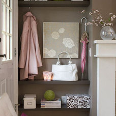 Traditional Entry by San Francisco Organized Interiors