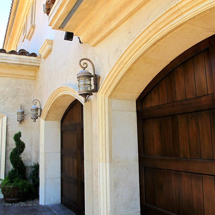 Mediterranean Entry by Realm of Design