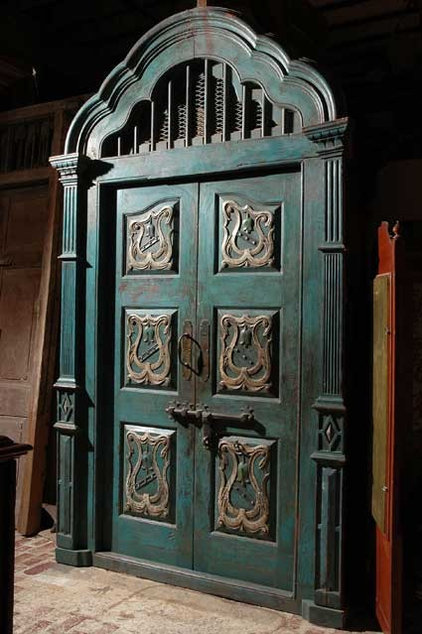 Traditional Entry by Eron Johnson Antiques