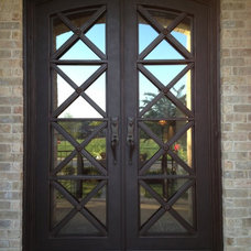 Contemporary Entry by Tuscan Iron Entries