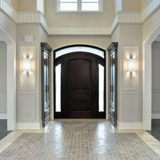 Traditional Entry by My Design Studio, Yasmine Goodwin