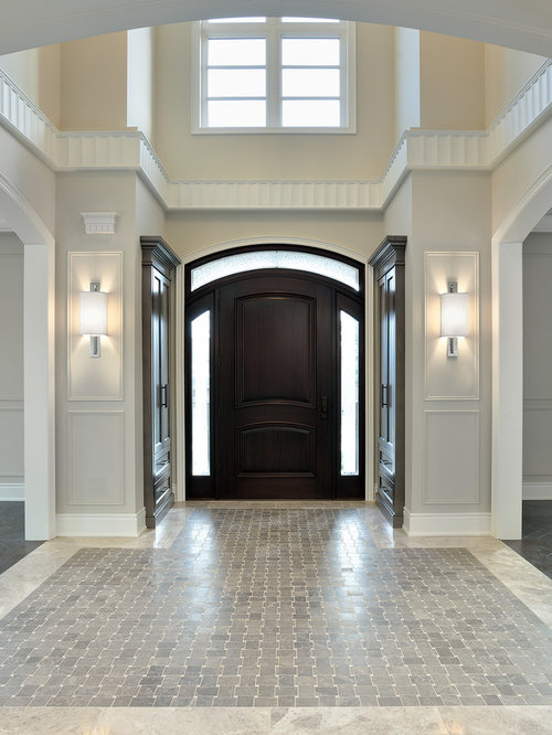Foyer Architecture Quiz : Open foyer houzz