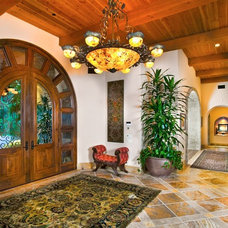 Traditional Entry by Kern & Co. - Susan Spath Interior Design