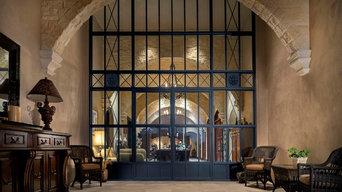 Euro Fineline Series, Doors & Windows