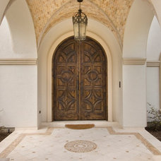 Mediterranean Entry by Bunker Hill Design