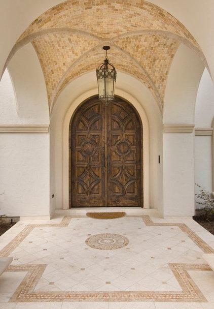 Mediterranean Entry by Bunker Hill Design