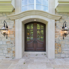 Traditional Entry by L&L Builders Corp