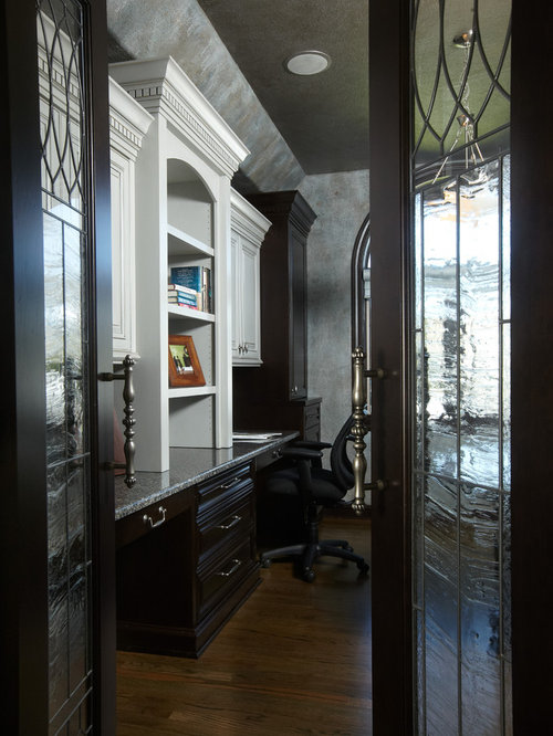 Leaded Glass French Doors Home Design Ideas, Pictures, Remodel and ...