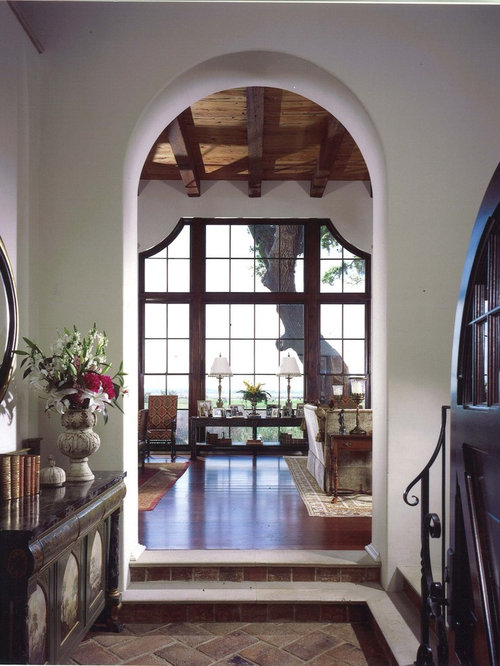 arched interior doorway houzz