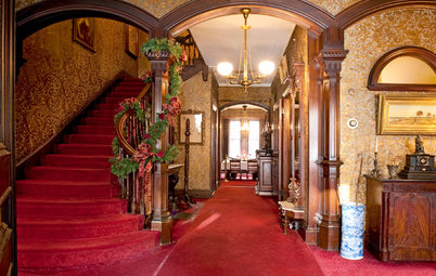 Experience a Victorian Christmas at the Gibson House