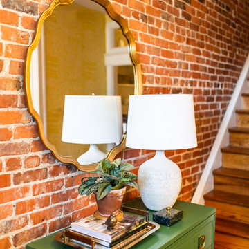 Exposed Brick Entry