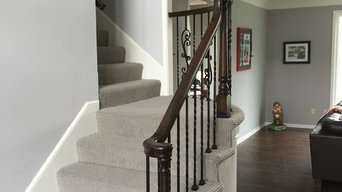 Extended Hardwoods and Stair work in Northern KCMO