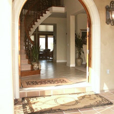 Entry by Emerald Tile and Stone