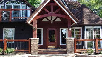 Exterior Renovation by Tim Englert Construction, Inc.