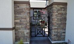 Exterior - Siding, Stucco & Stone