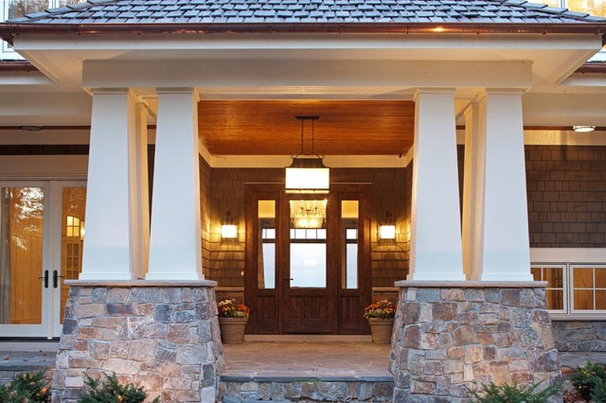 Craftsman Entry by Stonewood, LLC