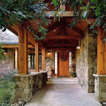 Exterior Trellis's & Woodwork