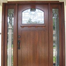 Craftsman Front Doors by Door Emporium