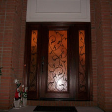 Traditional Front Doors by Door Emporium