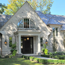 Traditional Entry by Sherwood Custom Homes