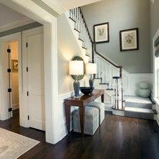 Traditional Entry by Designs By Jennifer Owen, LLC